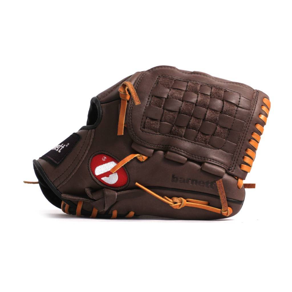 "GL-120 Competition baseball glove, genuine leather, outfield 12"" Brown"