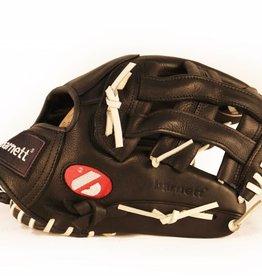 GL-127 gant de baseball de compétition cuir 12.7'', noir
