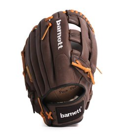 "GL-127 gant de baseball cuir 12,5"" de compétition outfield 12,5"", marron"