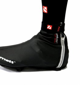 barnett BSP-05 Cycling overshoes, Warm and water-repellent BLACK