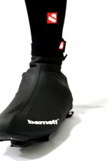 BSP-05 Cycling overshoes, Warm and water-repellent BLACK