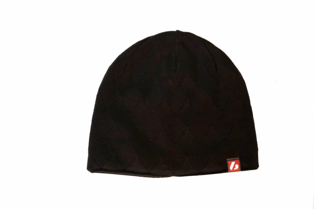 ANTON Winter Beanie Head Cap, Black