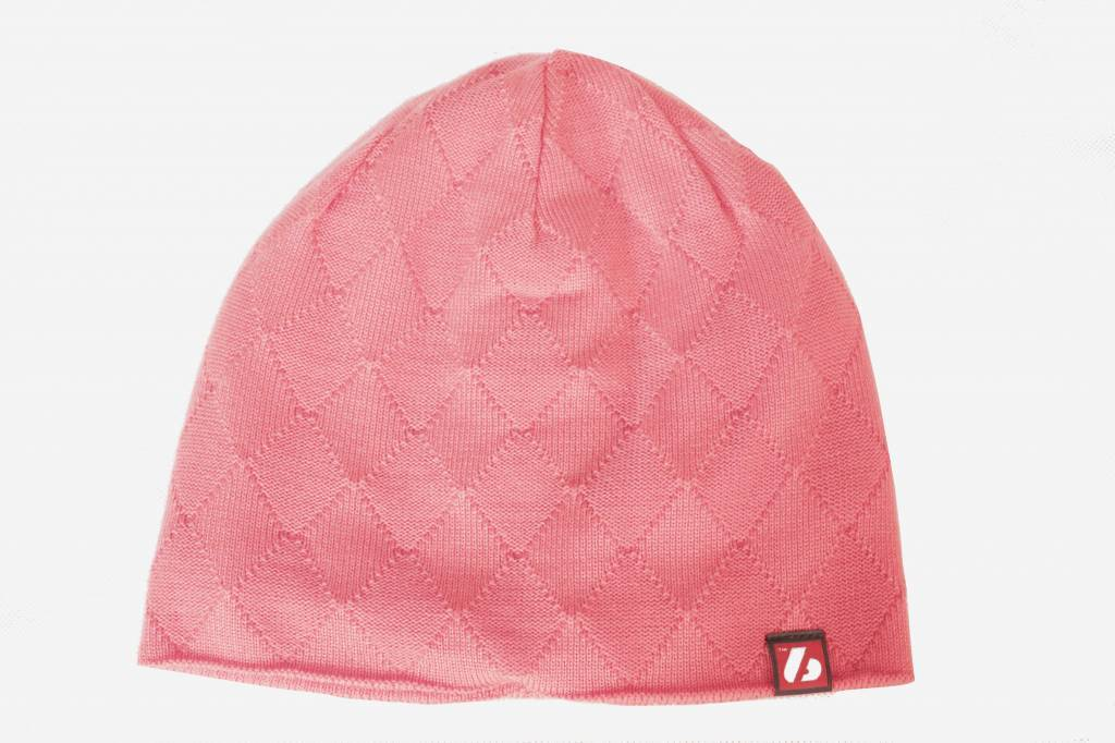 Barnett ANTON Winter Beanie Head Cap, pink