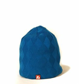 ANTON Winter Beanie Head Cap, blue