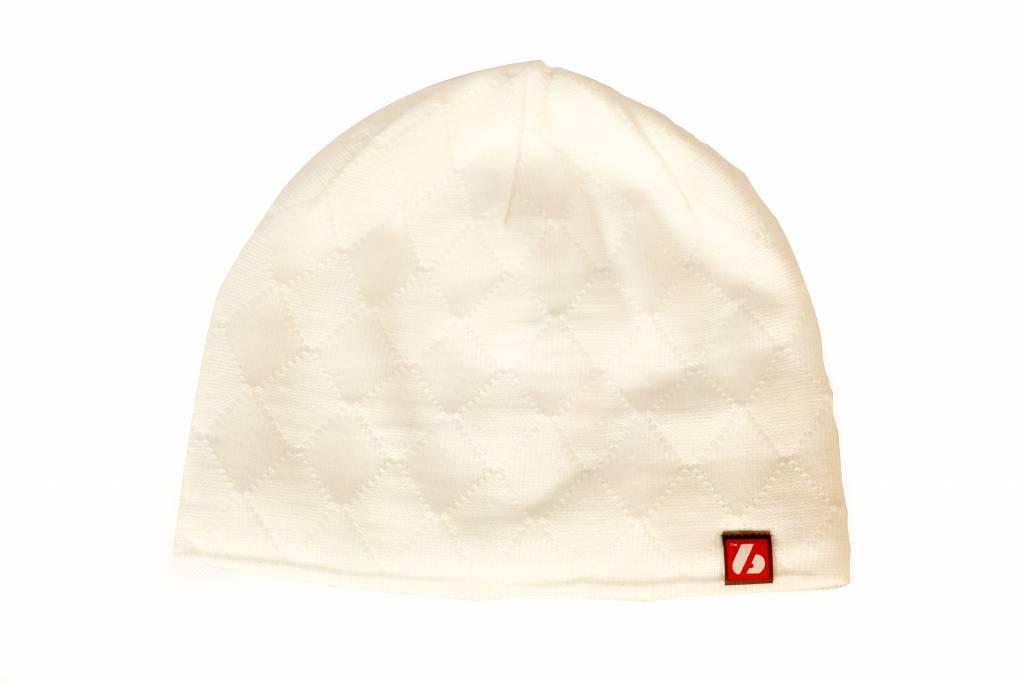 ANTON Winter Beanie Head Cap, white