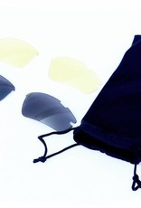 Barnett GLASS-1 Lunettes de soleil sport noires