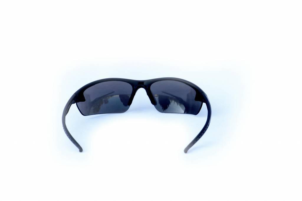 GLASS-1 White sport sunglasses Black