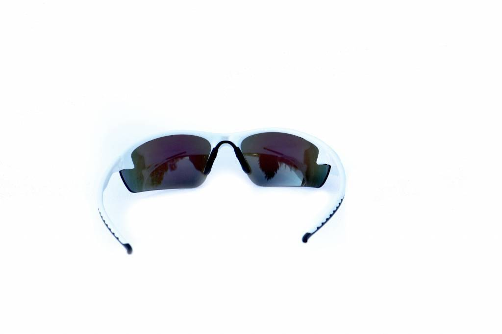 Barnett GLASS-1 White sport sunglasses White