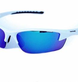 GLASS-1 Lunettes de soleil sport blanches