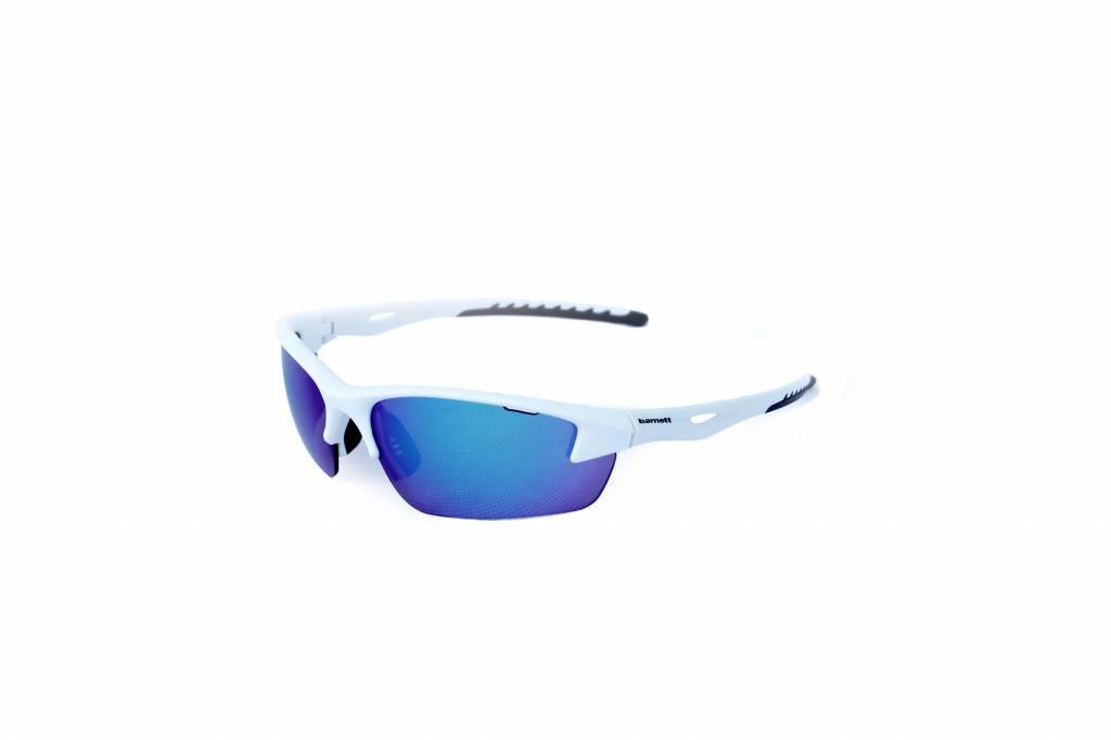 GLASS-1 White sport sunglasses White
