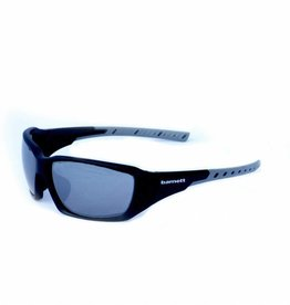 GLASS-2 black sports sunglasses