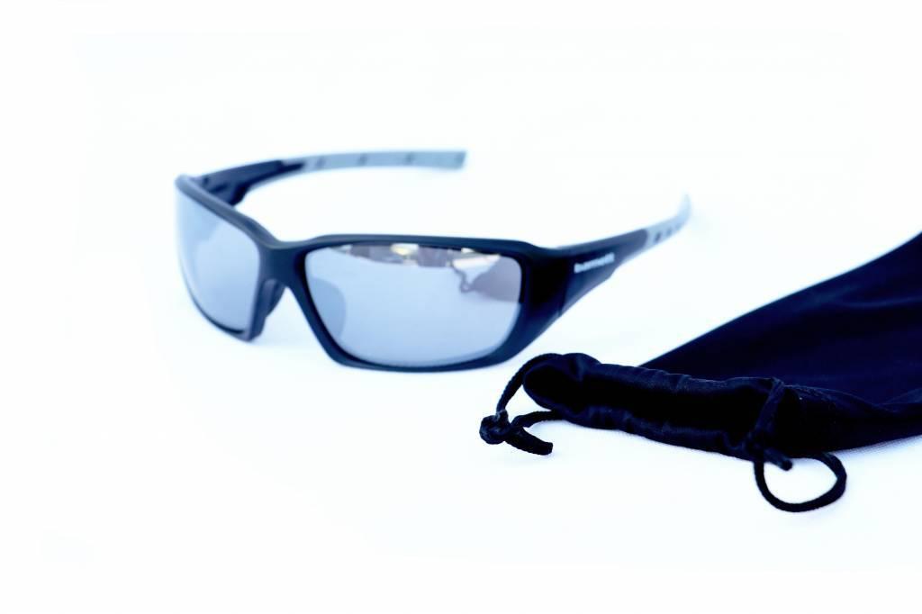 GLASS-2 Lunettes de soleil sport noires