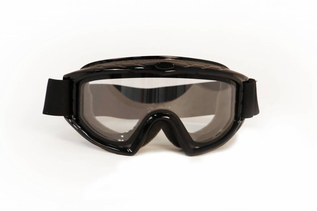 GOGGLE Ski Mask BLACK