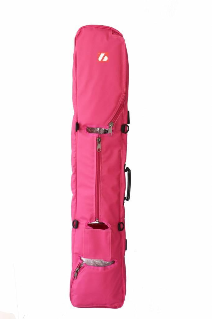 SMS-05 Biathlon bag, senior size, pink