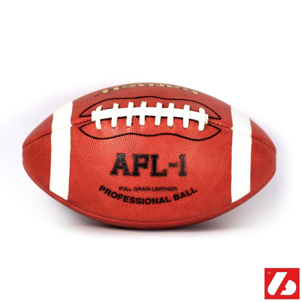 AFL-1 Football Pro, Brown Leather