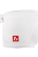 FS-01 Football compressive shorts, 3 slots, white