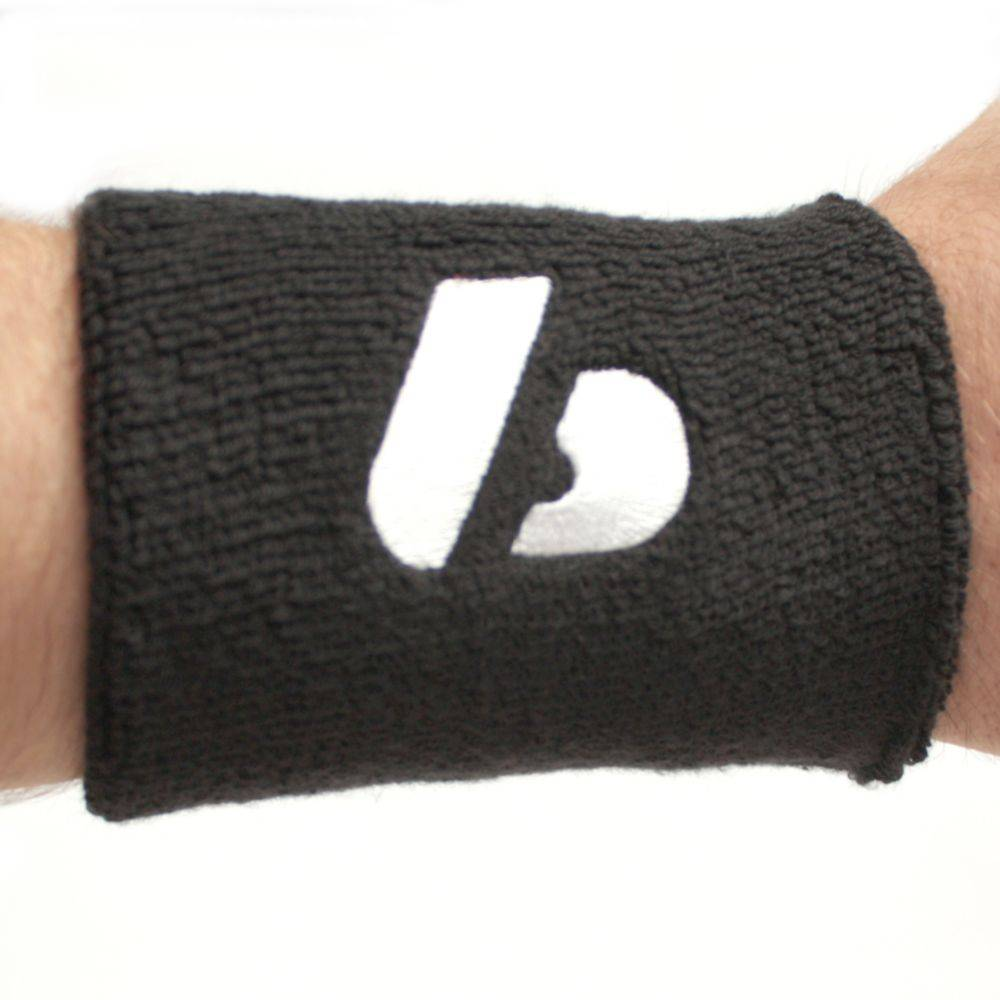 WRIST sweatband black