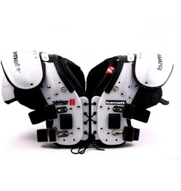 VISION II Football shoulder pad, QB-WR-DB