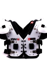 VISION IV Football shoulder pad, FB-LB-TE-OL-DL
