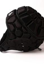 HEAT PRO competition rugby headgear, black