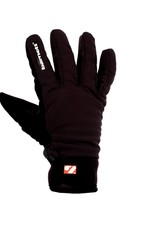 NBG-07 Winter softshell ski gloves, black