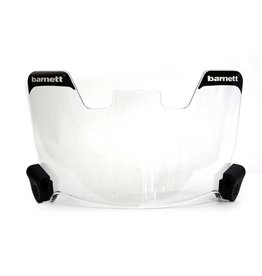 barnett Football Helmet Visor, Clear