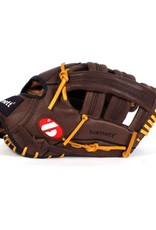 GL-127 Competition baseball glove, genuine leather, outfield 12.7', Brown