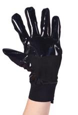 barnett FLG-01 Football glove, Linemen, With grip, Black