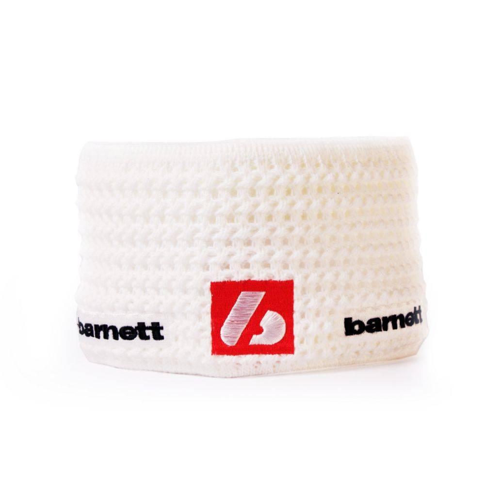 barnett M3 Warm headband, White