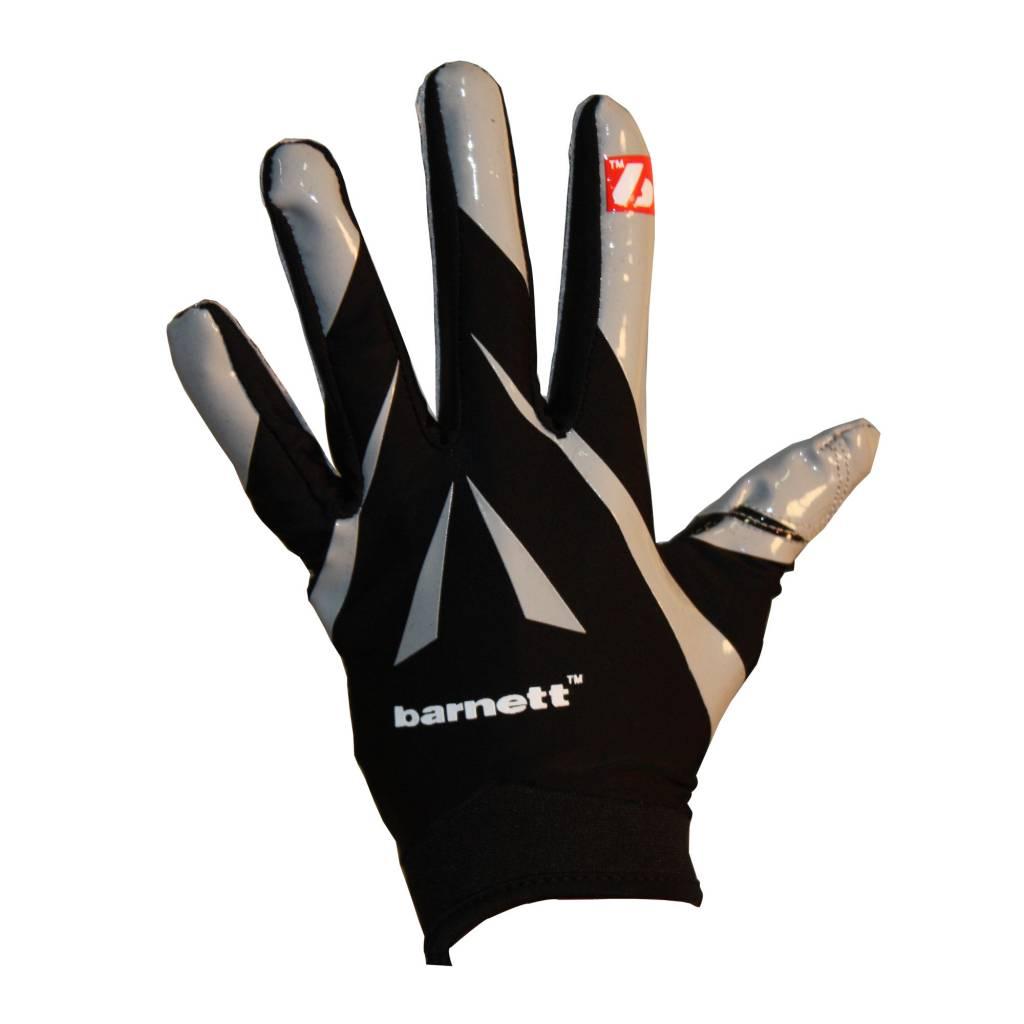 barnett FRG-03 The best receiver football gloves, Black