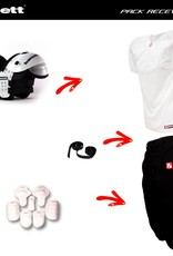 Receiver football package (Vision I + FJ-2 + FP-2 + FHP-01 + FKP-01+ FTP-01 + FS-01 + CMS-01)