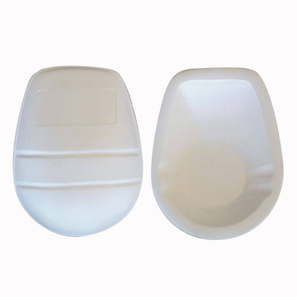 FKP-03 American Football Knee protections, very light, one size, White