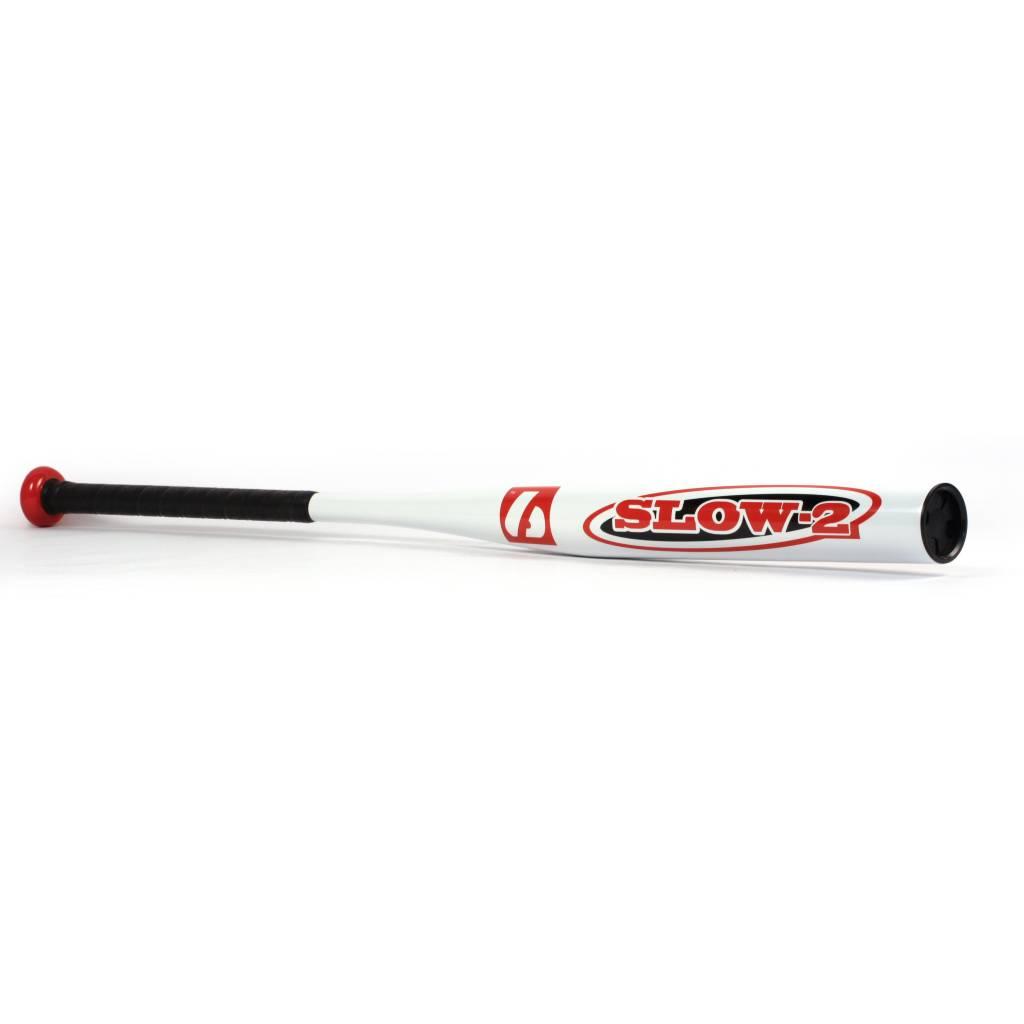 "barnett SLOW 2 Softball bat SLOWPITCH Aluminium 7046 Size 34"""