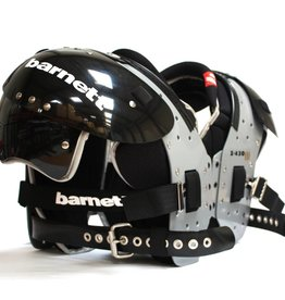 barnett Z-430 III Elite Football shoulder pads HB–FB–LB–TE-DL