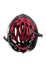 B3-27A Helmet, Bike and Roller ski, White