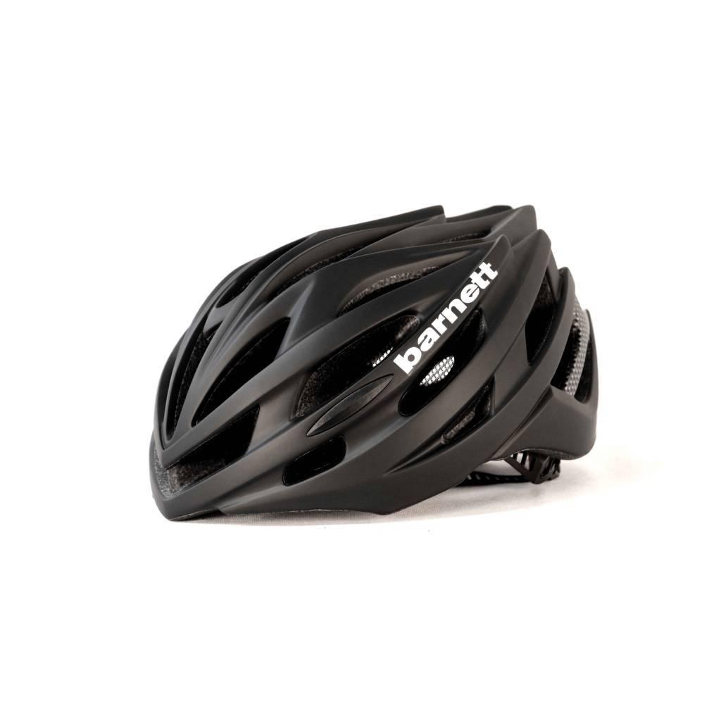 barnett B3-27A Helmet, Bike and Roller ski, Black