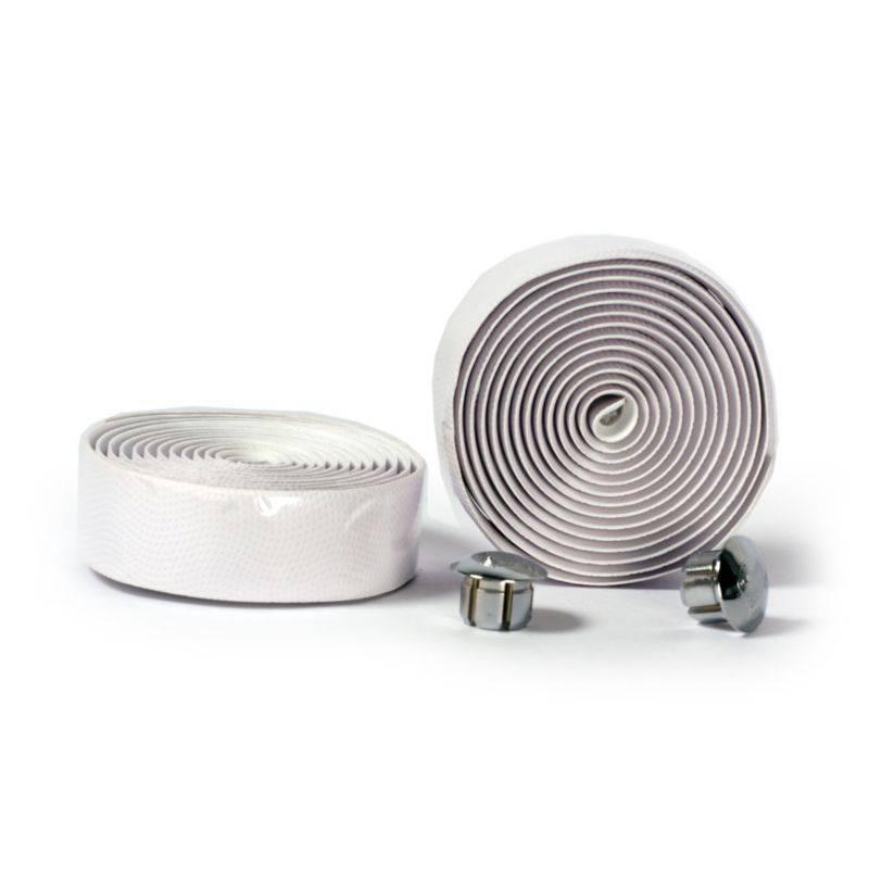 barnett GH-01 Carbon handlebar tape,  Black and White