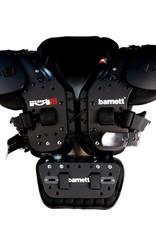 barnett F-01 Sternum plate for shoulder pads