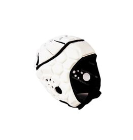 barnett HEAT PRO competition rugby headgear, white