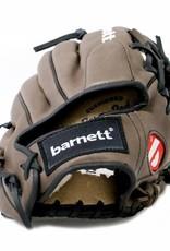 "barnett GL-110 Competition infield  baseball glove 11"", Brown"