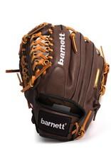"barnett GL-115 Competition infield  baseball glove 11.5"", Brown"