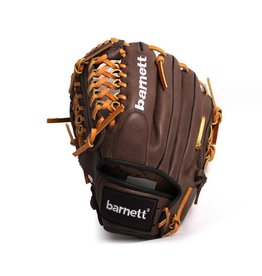 "barnett GL-115 Competition infield  baseball glove 11.5"", Brown"