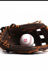 GL-125 Competition baseball glove, genuine leather, outfield 12.5', Brown