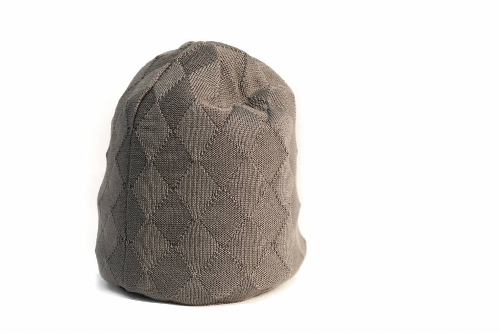 barnett ANTON Winter Head Cap, Grey
