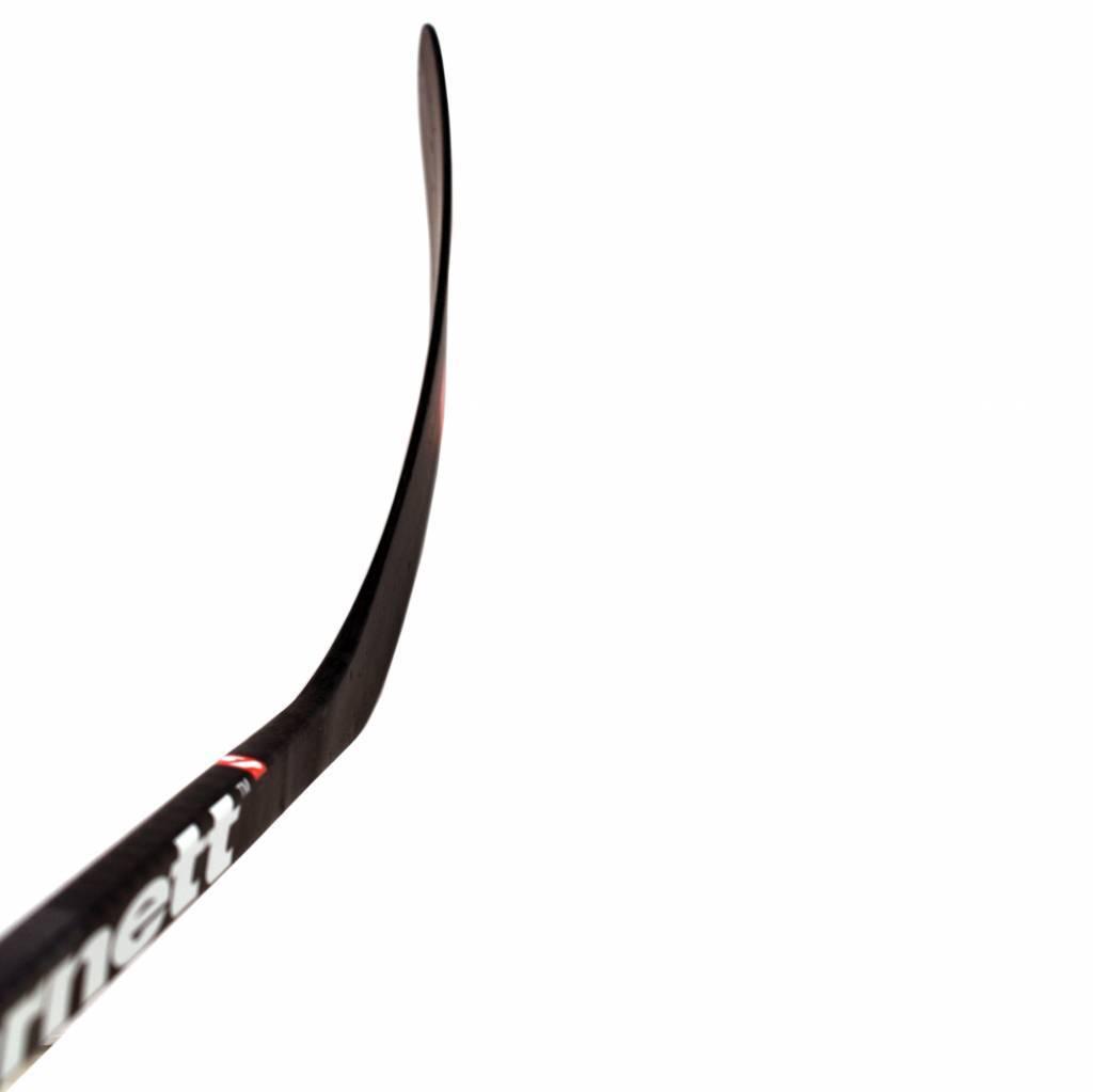 Barnett HS-9 ice hockey stick carbone HM
