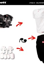 barnett Running football package (MARK II + FJ-2 + FP-2 + FHP-02 + FKP-02 + FTP-02 + 2pcs CMS-01)