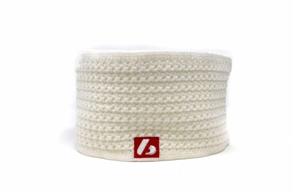 barnett M4 Warm headband, White