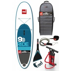 """Red Paddle Co 9'8"""" Ride Package"""