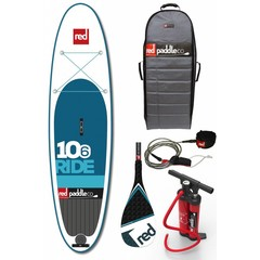 "Red Paddle Co 10'6"" Ride Package"
