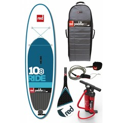 """Red Paddle Co 10'8"""" Ride Package"""
